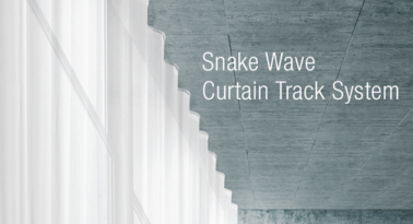 Snake Wave brings a revolution to curtain lovers!